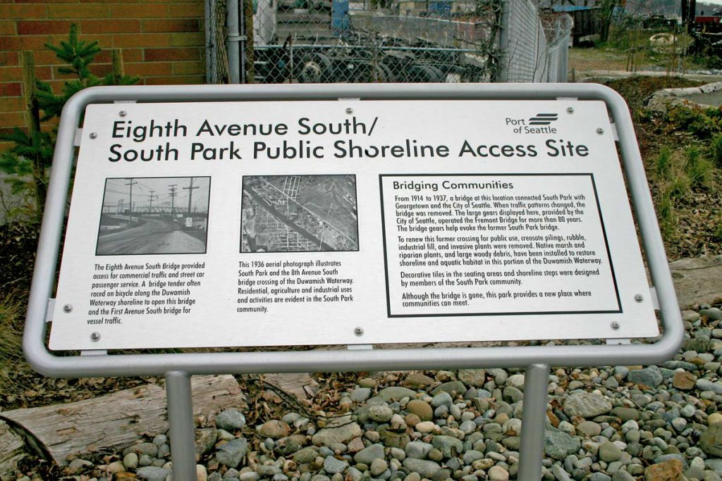 South Park Public Shoreline Access Site