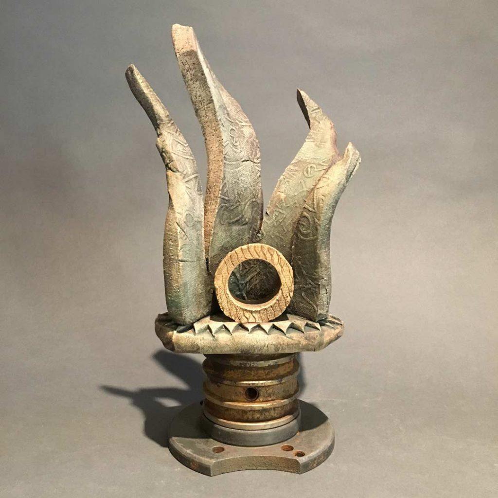 """""""Zero"""" - sculpture by Gregory Fields"""